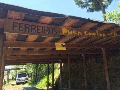 Ferreiros - Camino Frances