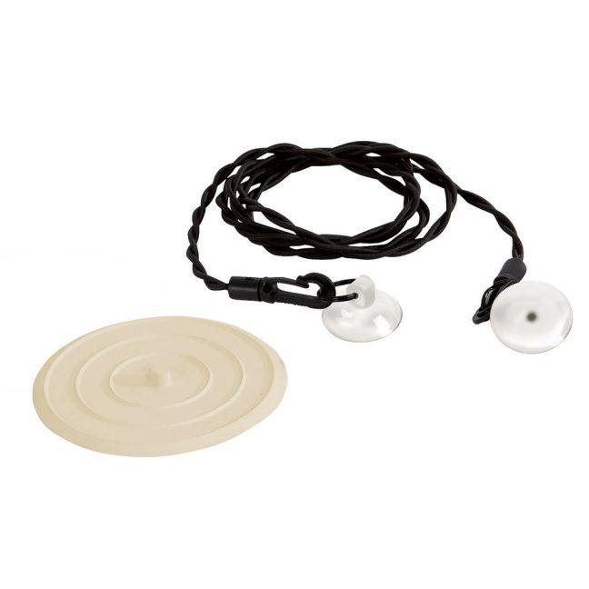 Clothesline and Universal Sink Plug