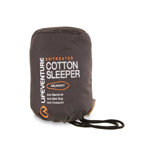 EX3 Cotton Travel Sleeper Mummy