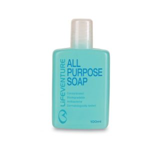 All purpose soap Lifeventure