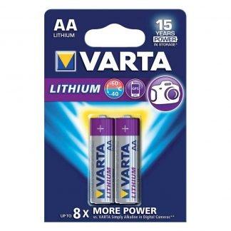 Varta Lithium Professional AA