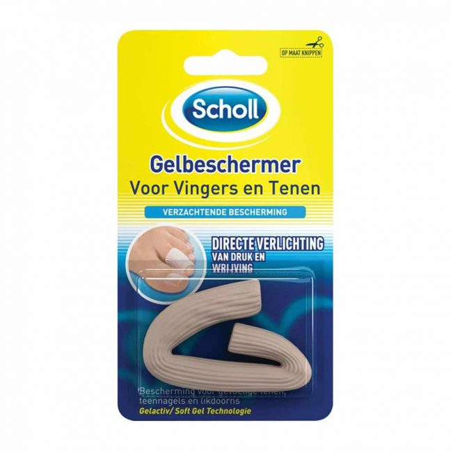 Toe and Finger Gel Protector