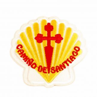 Camino Patch Santiago Shell
