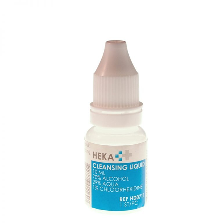heka cleansing liquid (sterilon)