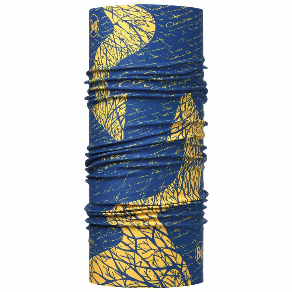 Camino Buff Signal Royal Blue