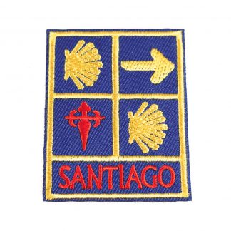 Camino Patch Sign Symbols