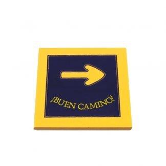 Camino Magneet Tegeltje Buen Camino