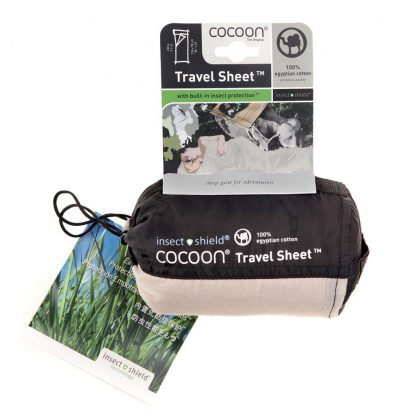 Insect Shield Travel Sheet