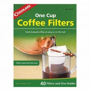 One Cup Coffee Filters