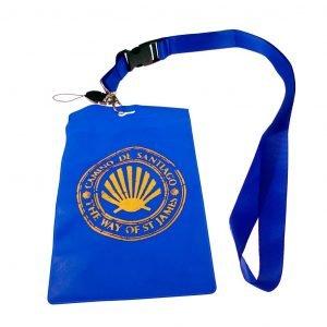 pilgrim passport pouch
