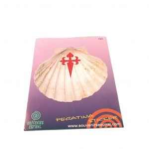 pilgrim shell sticker