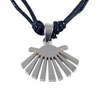 Stalen Schelp Halsband