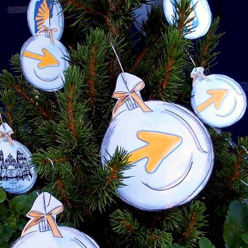 Camino Xmas Tree Decorations