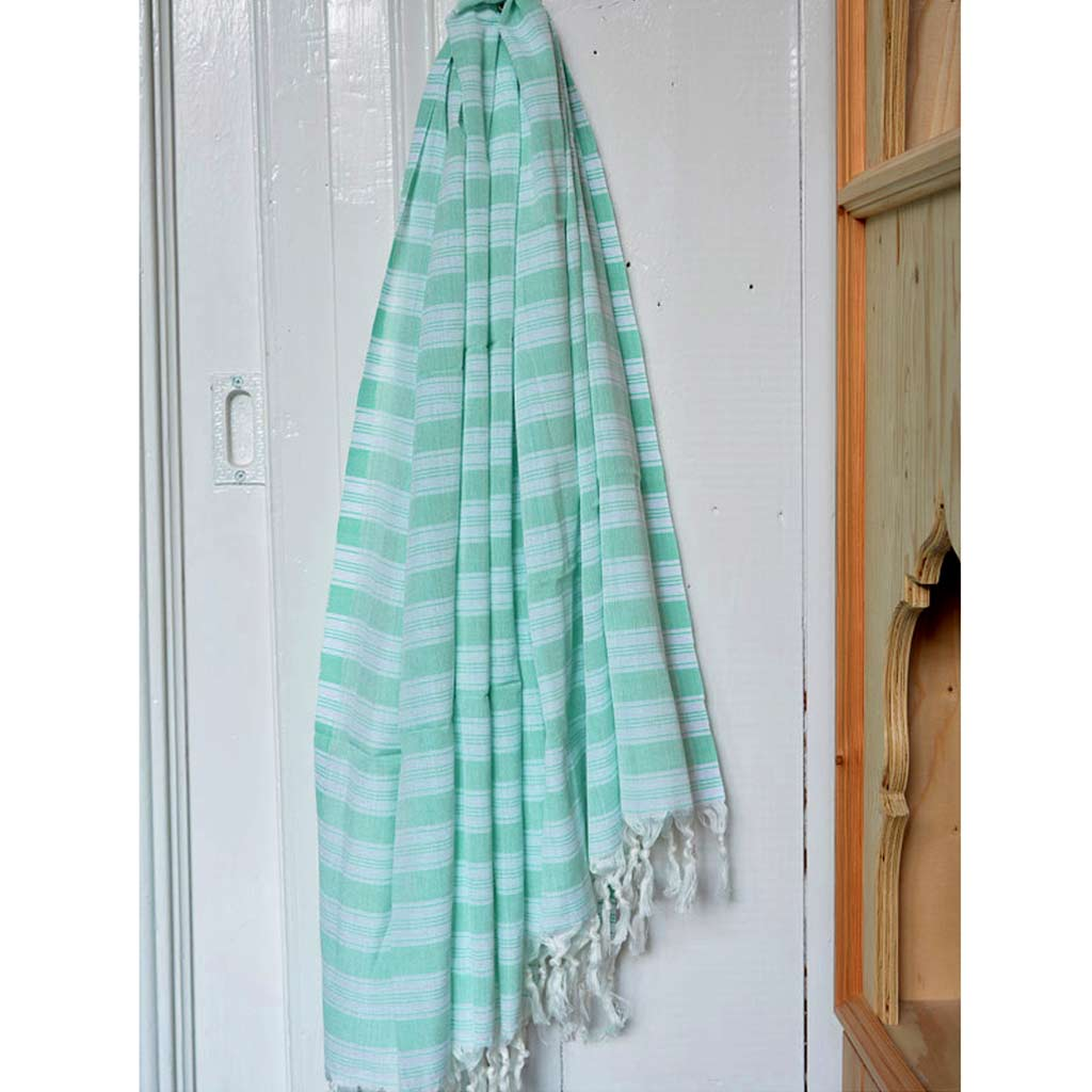 Hamam Towel Saray pareo sea green