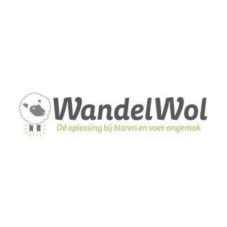 Wandelwol antidruk-wol