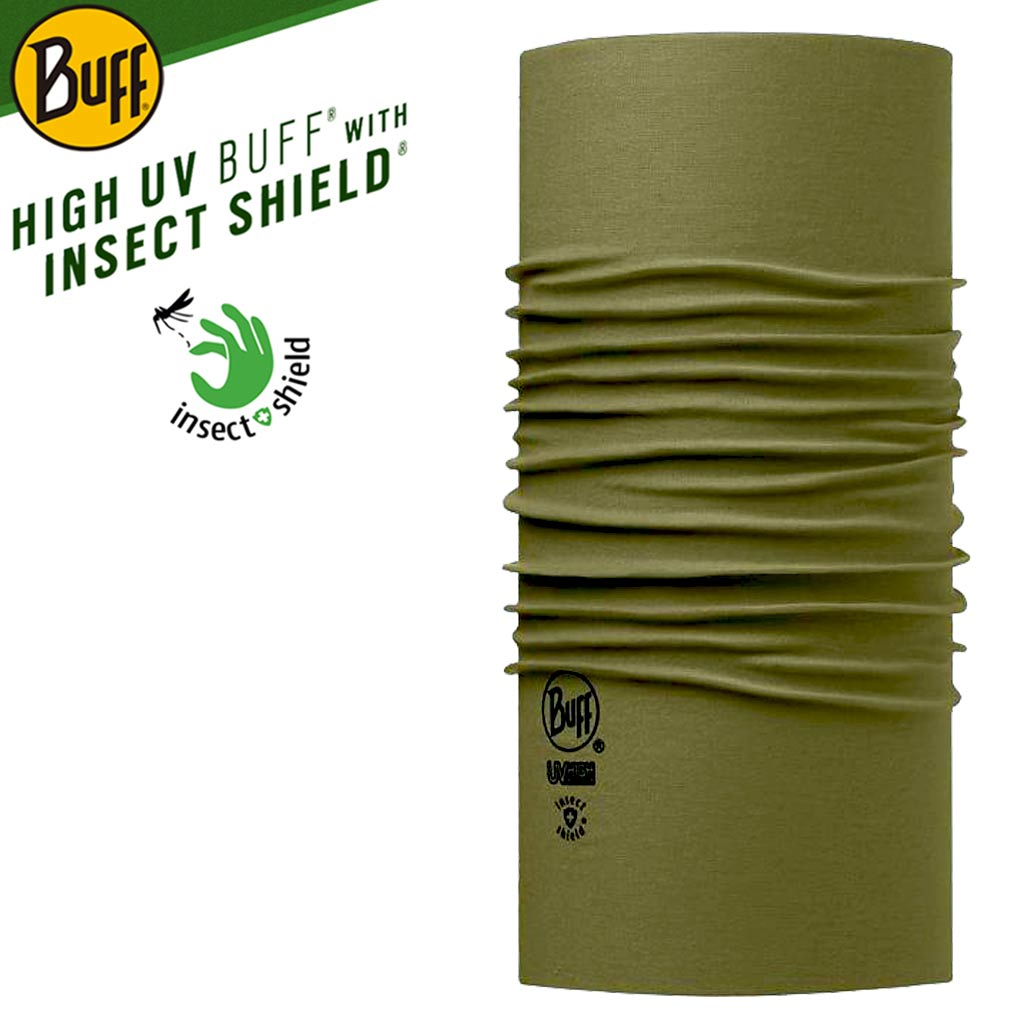 Buff insect shield olive