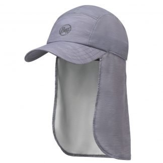 Buff Bimini Cap Grey