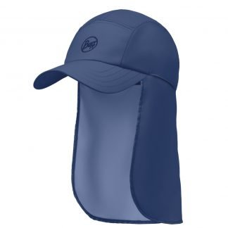 Buff Bimini Cap Blue