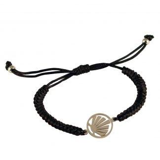 Modern Camino Shell Bracelet