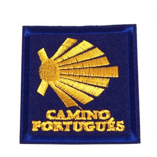 camino portugues patch