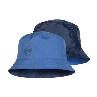 Buff Travel Bucket Hat rinmann blue