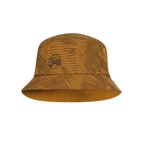 Trek Bucket Hat Sago Ocher