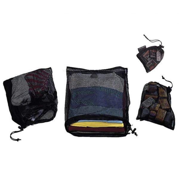 mesh stuff sacks