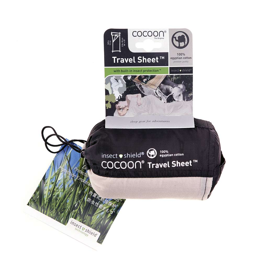 cocoon egyptian cotton liner xl insect shield
