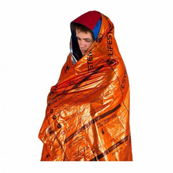 emergency heatshield thermal blanket