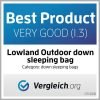 super lightweight down sleeping bag